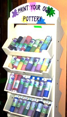 Our Paints available