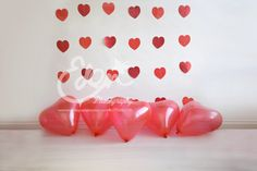 Valentines digital backdrop - Ideal for Baby and Child Photography