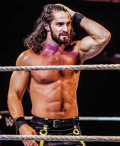 Image discovered by Silvana Fernandes. Find images and videos about wwe, seth rollins and the shield on We Heart It - the app to get lost in what you love. Wwe Seth Rollins, Seth Freakin Rollins, Cleft Chin, Burn It Down, Wwe World, Wwe Tna, Royal Rumble, Wwe Wrestlers, Professional Wrestling