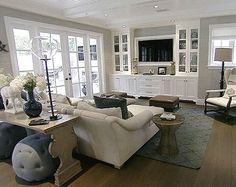I am obsessed with the Rancic's new home