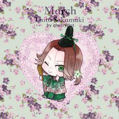 March Laito Sakamaki