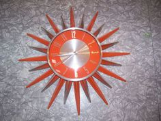 Eames Atomic-Era sunburst