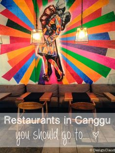 Restaurants in Canggu - Bali