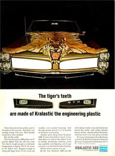 Interesting 1966 GTO ad