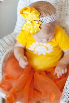 Sunshine Party Dress