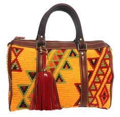 Lina Wayuu Handbag - unlimited budget anyone?