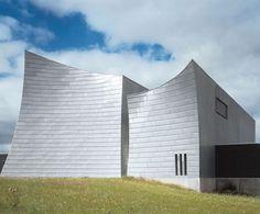 Sistemas de Fachadas | Revestimientos de exteriores curvos | http://sistemasdefachadas.com