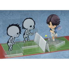 The New Prince of Tennis Nendoroid : Keigo Atobe