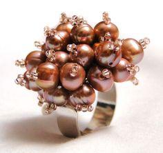Pearl Earrings, Pearls, Jewelry, Fashion, Crystals, Jewels, Moda, Pearl Studs, Jewlery