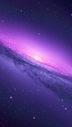 Galáxia roxo