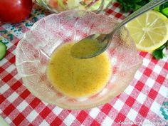 sos-winegret Cantaloupe, Pudding, Fruit, Desserts, Dressing, Food, Vinegar, Food And Drinks, Tailgate Desserts