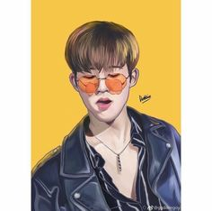 Infinite Art, Kim Jinhwan, Ikon Wallpaper, Kpop Fanart, Gorillaz, Record Producer, A Team, Webtoon, Character Art