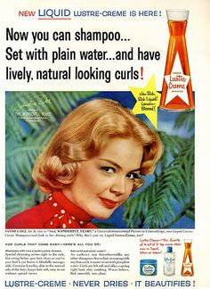 Sandra Dee Luster -cream hair products