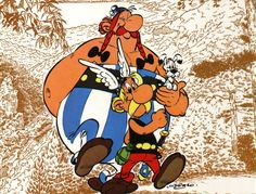 Beloved comic book heroes Asterix and Obelix return after 8 years http://www.dnaindia.com/lifestyle/video-beloved-comic-book-heroes-asterix-and-obelix-return-after-8-years-1908381