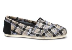 Taupe Boucle Women's Classics