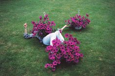 Lukasz Wierzbowski's Playful Interactions Conceptual Photography, Fine Art Photography, One With Nature, Botanical Art, Flower Power, Storytelling, Bloom, Beautiful, Design