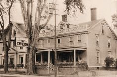 Best Haunted Hotels and Inns in New England! Photo courtesy of The Brick Store Museum