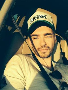 Bill Kaulitz, been a while