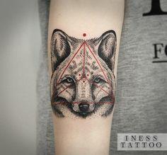 1337tattoos:  Iness Tattoo