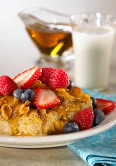 The perfect breakfast for any activity-filled day!