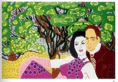Clark Gable y Claudette Colbert - Maripaz Jaramillo Clark Gable, Claudette Colbert, Artist Painting, Disney Characters, Fictional Characters, Paintings, Artists, Disney Princess, Women