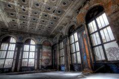 detroit station windows - Google Search