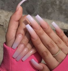 In look for some nail designs and ideas for your nails? Here's our set of must-try coffin acrylic nails for cool women. Gorgeous Nails, Perfect Nails, Pretty Nails, Aycrlic Nails, Swag Nails, Glitter Nails, Grunge Nails, Bling Nails, Coffin Nails