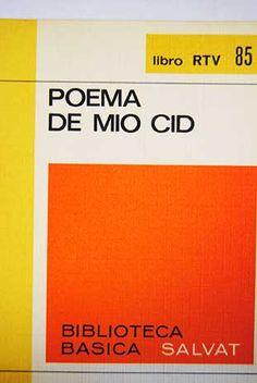 Poema del Cid/Anonimo