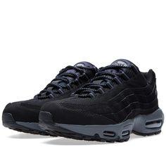 best website 5b78a 06165 Nike Air Max 95 (Black   Dark Grey)
