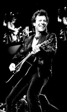 Jon Bon Jovi. :) <3