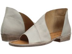 Free People - Mont Blanc Sandal (Dove Grey) Women's Sandals
