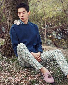 kimchipapi: Nam Ju Hyuk for ESQUIRE May Issue