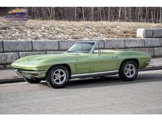 1964 Corvette Convertible, 327/350hp, New Interior, New Top, New Wheels / Tires
