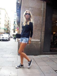 fd56625631 61 melhores imagens da pasta Looks shorts em 2019 | Moda feminina ...