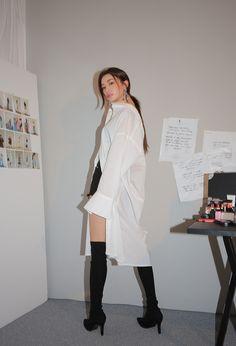 Teen Pictures, Teen Pics, Fashion Beauty, Women's Fashion, Fashion Outfits, Style Me, Style Hair, Ulzzang Korean Girl, Insta Photo Ideas