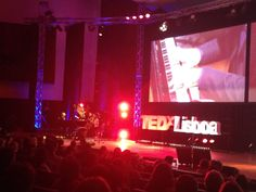 Caixa de Pandora, performance musical no #ElefantenaSala #TEDxLisboa