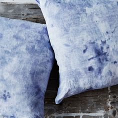 Ice-Dyeing: The Hands-Off Way to Doll Up Your White Linens on Food52