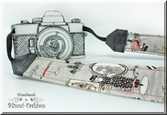 Weiteres - Kameraband , Kameragurt - DSLR - ein Designerstück von Blinni-Fashion bei DaWanda  #Kamera, #Photograph, #Photo, #Kameragurt, #Kameraband, #camerastrap, #Kameratasche, #camerabag, #photographie