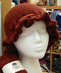 7d9417742ff Ravelry  Cathy s Beanies pattern by Cathy Waldie