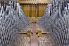 Wanamaker pipe organ - Interior