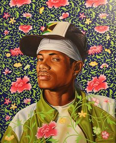 Here's the latest coffee table must-have from Rizzoli New York. It's an eponymous hardcover featuring the unmistakeable work of New York-based portrait artist Kehinde Wiley. African American Artist, American Artists, Kehinde Wiley, Daddy, Africa Art, Black Artists, Figure Painting, Figurative Art, Art Drawings