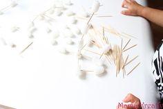 5 einfache Ideen zum Bauen und Konstruieren mit Kindern | Essbare Kunst | Bauen aus Verpackungsmaterial | Eierkarton | Pappe | Papier