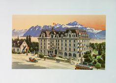 Hotel Lausanne – ca. 1900