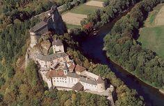 Orava Castle Slovakia (85 Beautiful Castles In Europe)