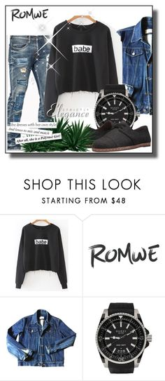 """""""street style"""" by slavicana ❤ liked on Polyvore featuring Yves Saint Laurent, Gucci and ED Ellen DeGeneres"""