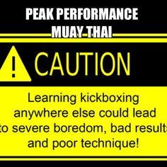 Master Toddy Muay Thai System at Peak Performance!   Peak Performance MMA Call now for 30 Free Days 817-614-9325  http://www.peakbjj.com