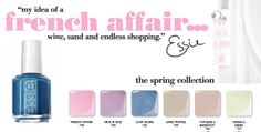 Essie Spring 2011 Nail Polish Collection