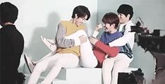 Lee Sung Yeol & Kim MyungSoo & Lee Sung Jong / INFINITE