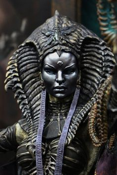 Cleopsis from Court of the dead by Sideshow collectibles