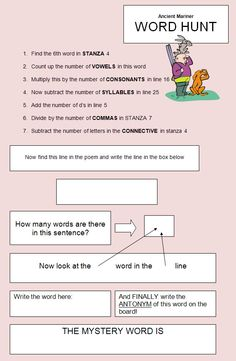 Using maths in English - Get numeracy skills into literacy lessons with these activities and worksheets.